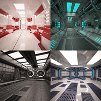 Sci Fi Interior Collection