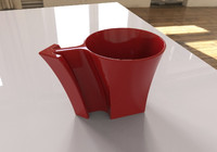 3D cup mh
