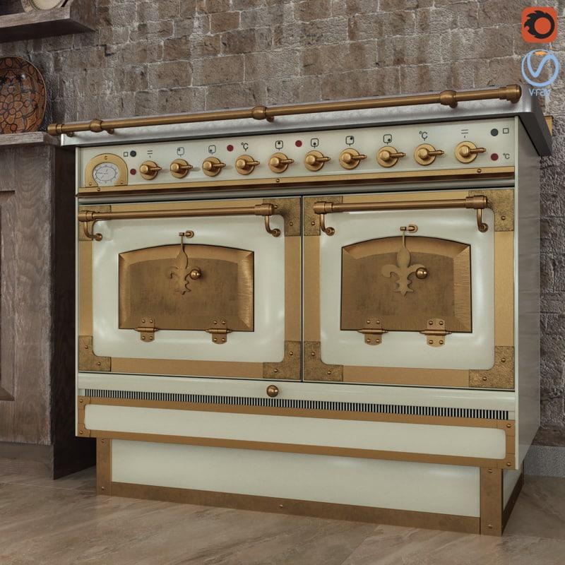 gas stove model