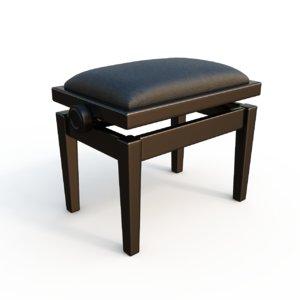 piano chair model