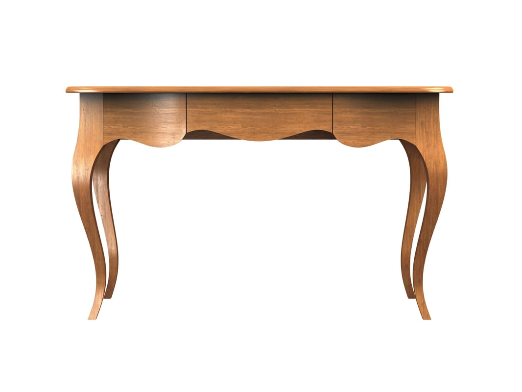 writing table model