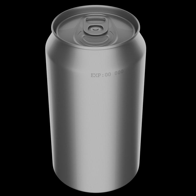 soda render 3D model