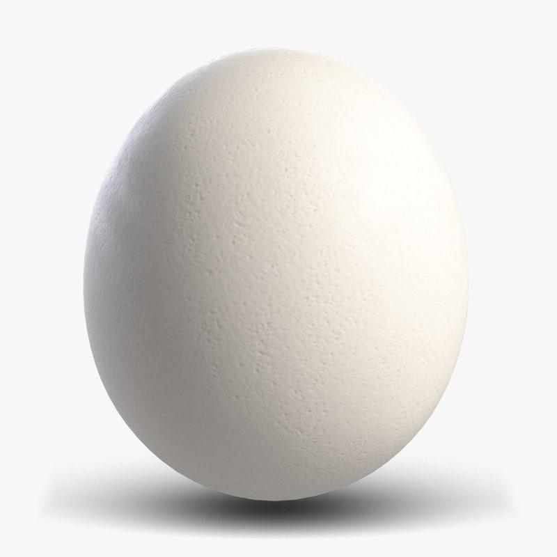 3D egg white 2