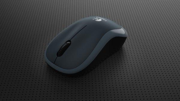 mouse logitech 3D