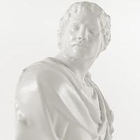 michelangelo - brutus 3D model