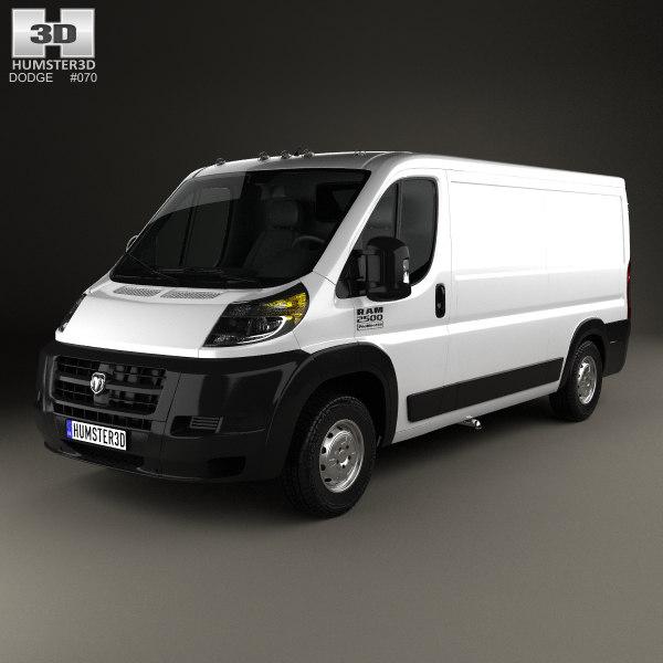 Dodge Promaster Van >> Dodge Ram Promaster Cargo Van L2h1 2013