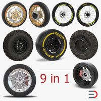 Wheels Big Collection