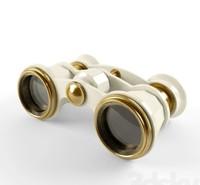 binoculars theater 3D model