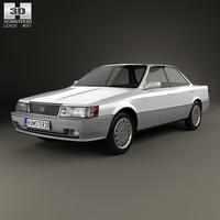 lexus es 1989 3D model