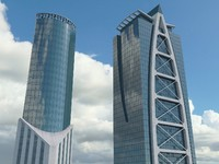 2 Sci Fi HD Buildings