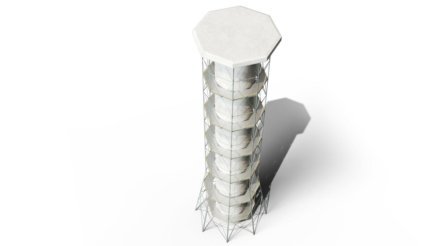 chimney 3D