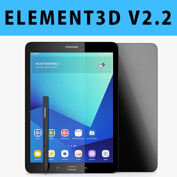 - e3d new 3 3D model