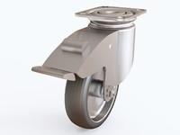 castor 01 08 3D model