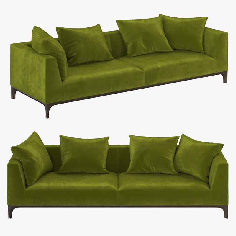 3D gio ceccotti collezioni sofa