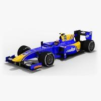 3D dams formula 2 season