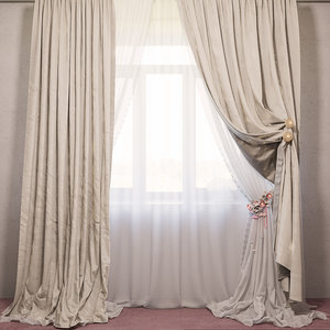3D curtains chicca orlando