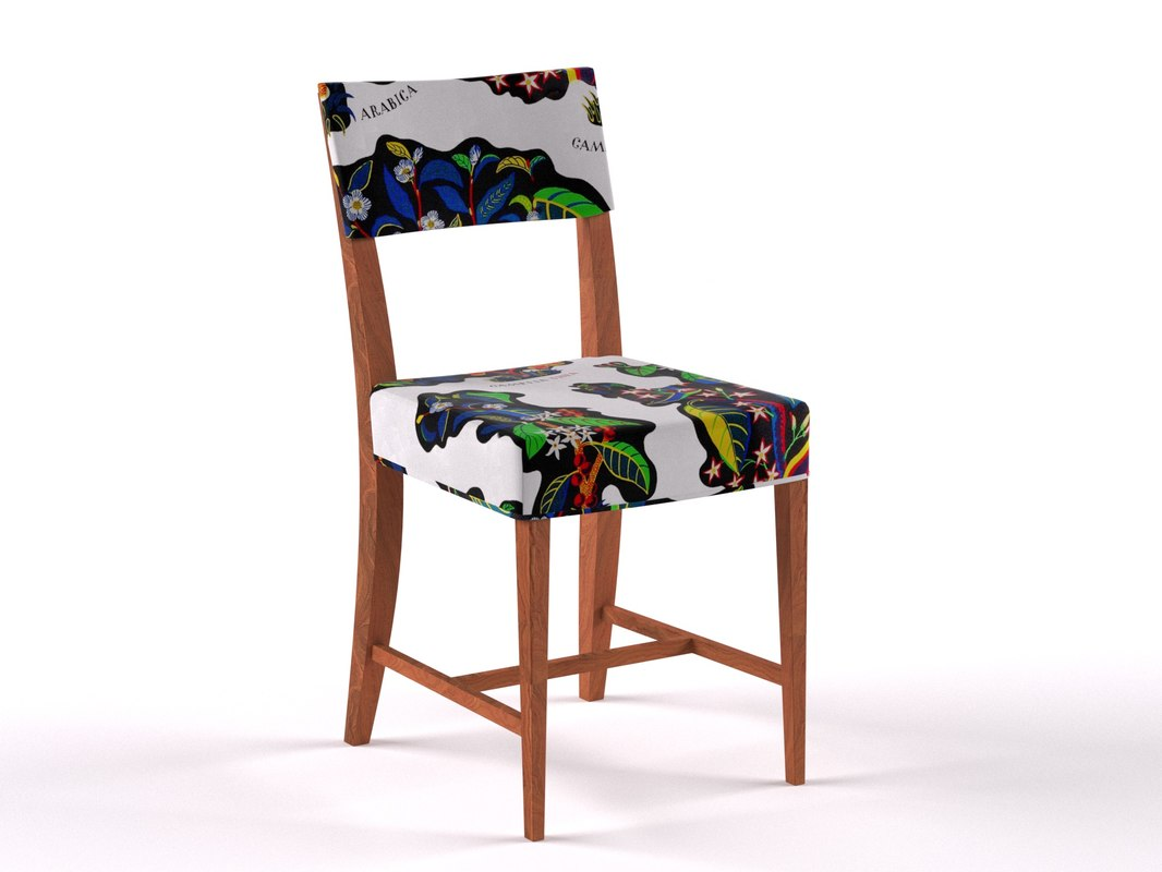 chair 695 3D model
