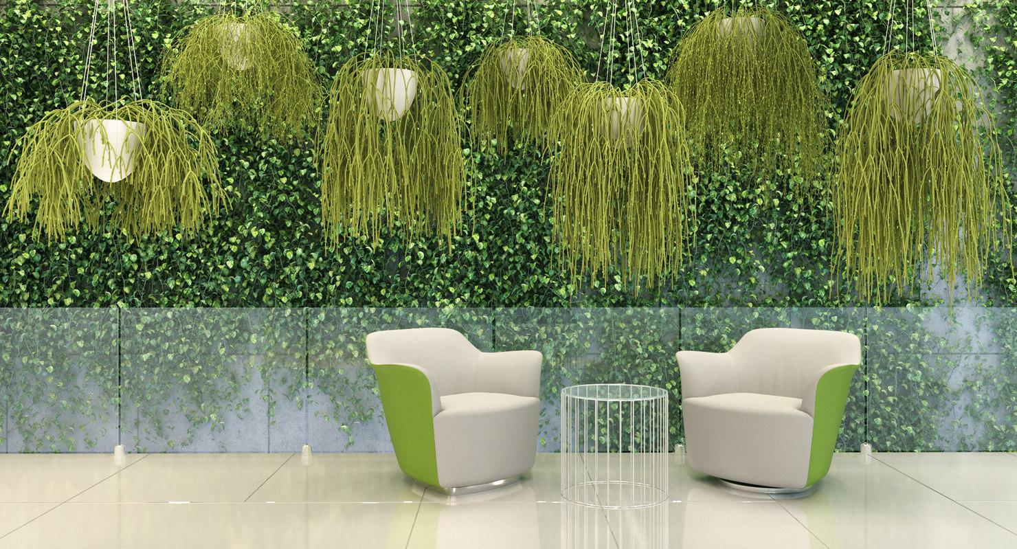 3D 2 plants