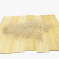 hay boards model