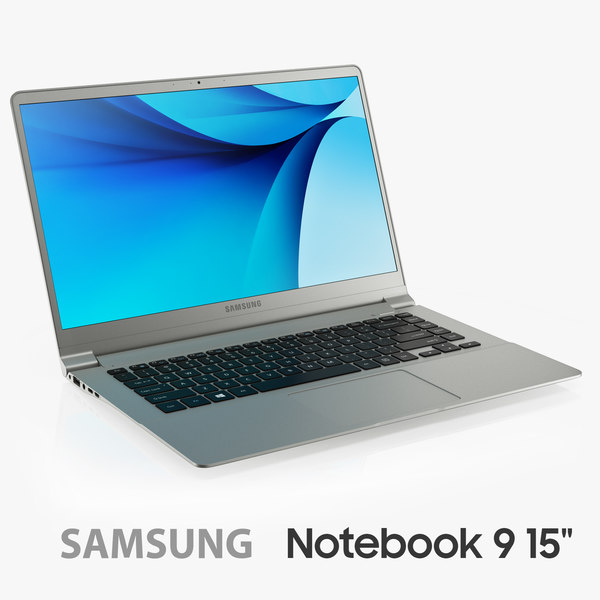 samsung notebook 9 15 3D