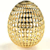 gold silver 3D model