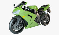 kawasaki ninja sports bike