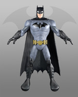 dark knight batsy 3D model