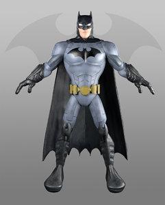 dark knight batsy 3D model