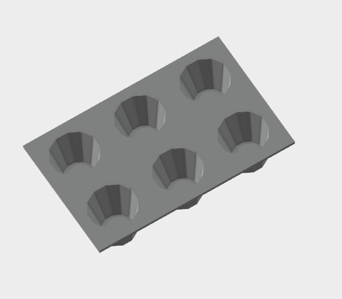cookie mold model