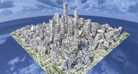 city future 3D