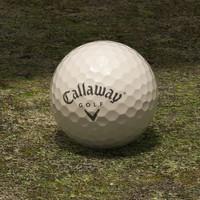 golf ball model