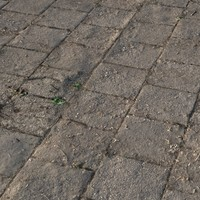 3D stone tiles