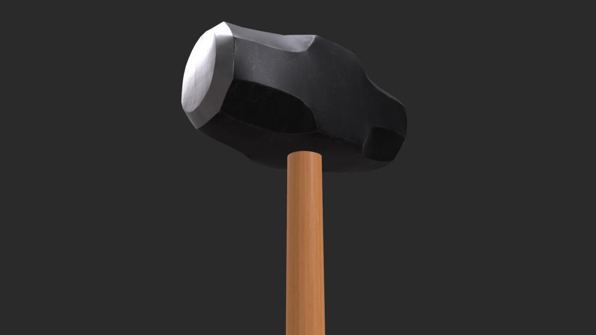 sledgehammer sledge model