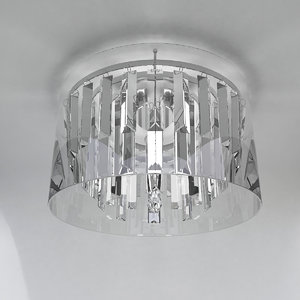 3D chandelier astro lighting asini model