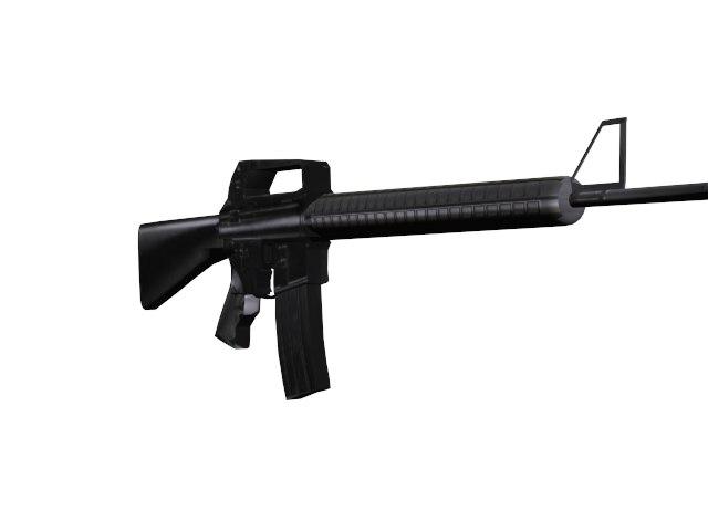 m16 model