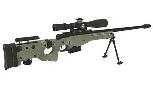 3D accuracy international awm sniper rifle