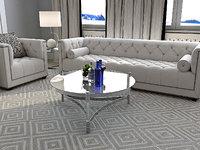eichholtz coffee table trento 3D model