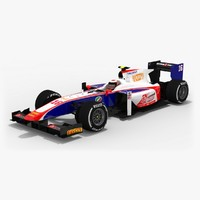 trident formula 2 season model