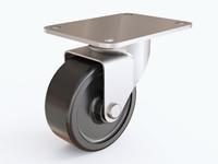 castor 01 17 3D model