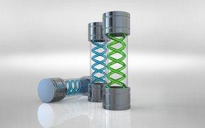 3D t virus model