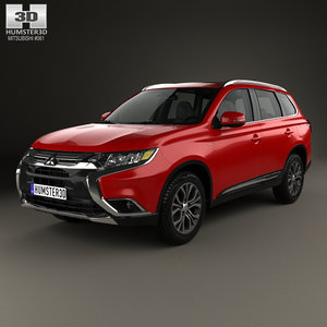 mitsubishi outlander 2015 model