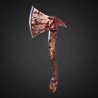 3D short axe 2 model