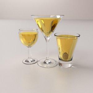 drink set model