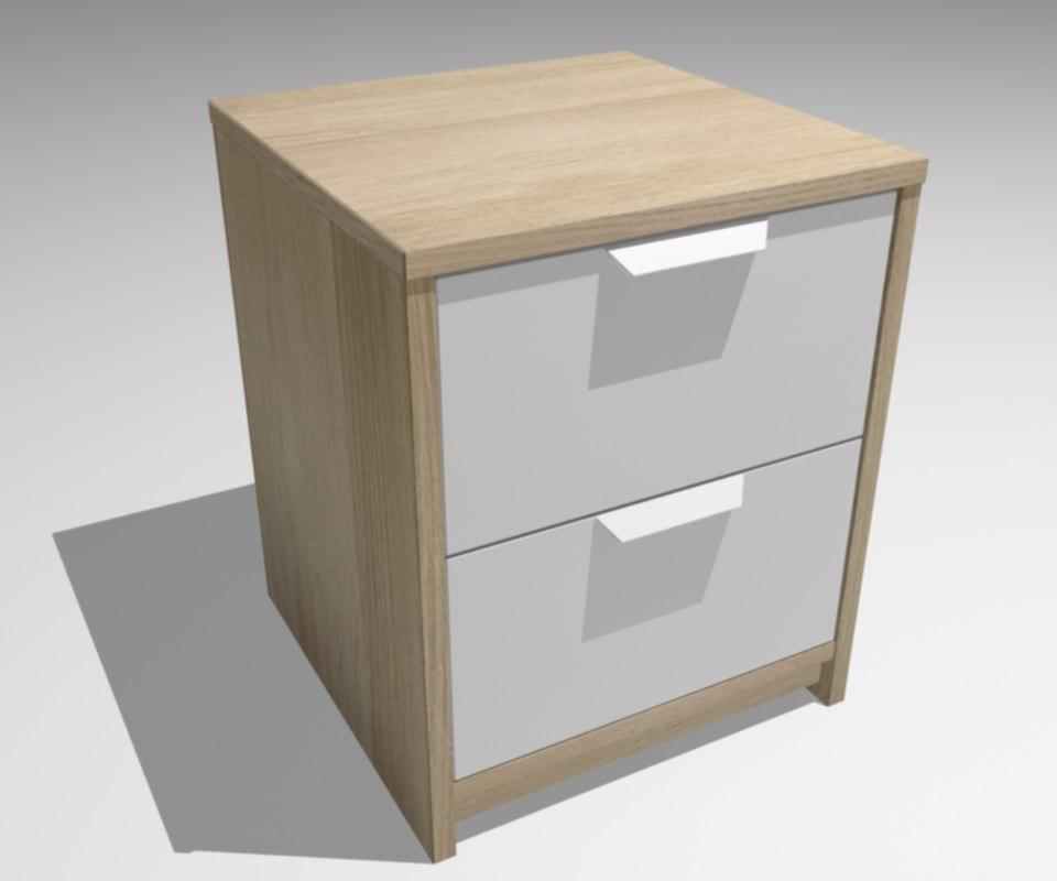 Ikea Askvoll 3D Model