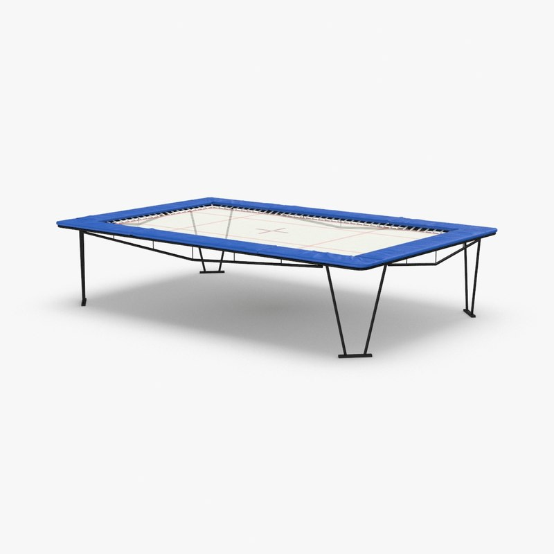 3D trampoline