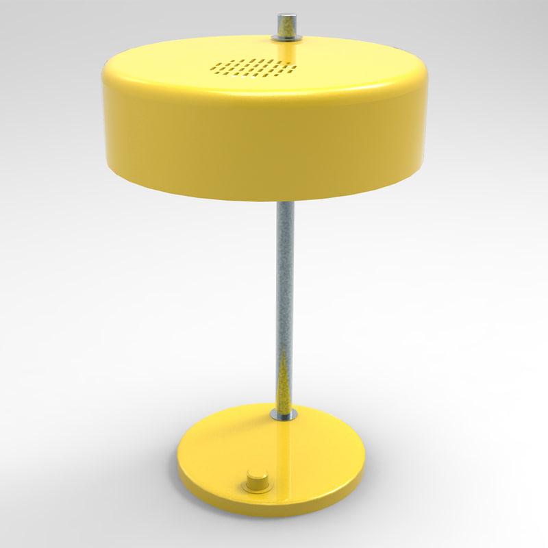 old lamp model