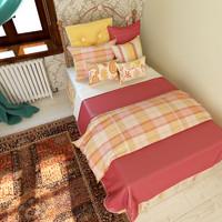 3D bedroom design