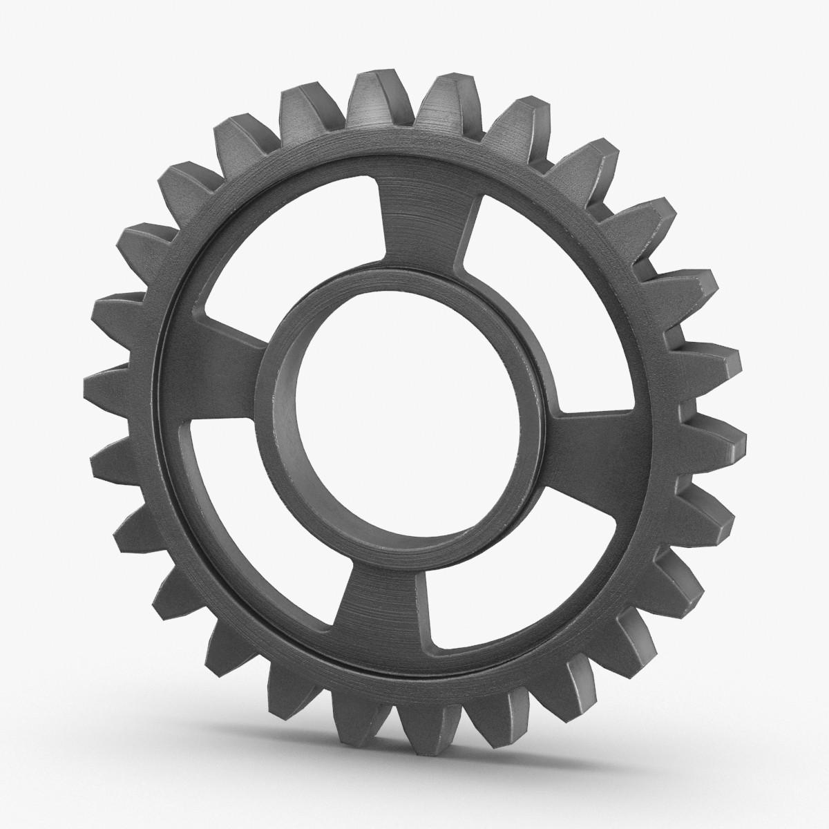 3D gears---gear-26 model
