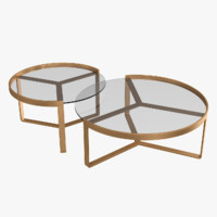 3D aula nested table