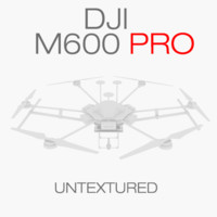dji M600 Pro Drone with Camera